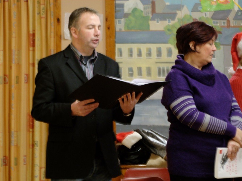 Ballinlough Christmas Get-together, Carrigaline Singers