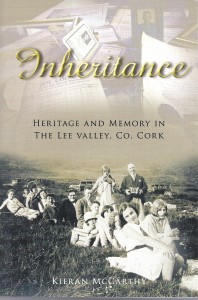 529a. Front cover of Inheritance, Heritage and Memory in the Lee Valley, Co. Cork