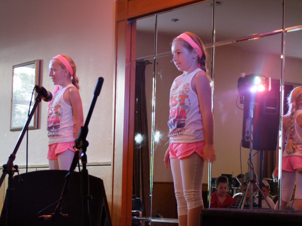 Final participant, McCarthy's Community Talent Competition 2010