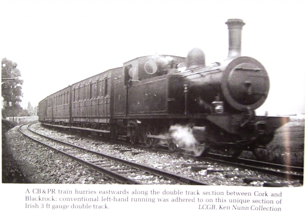 Cork Blackrock & Passage Train, early 1900s