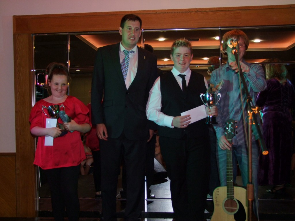 Prize winners, McCarthy's Community Talent Competition 2010