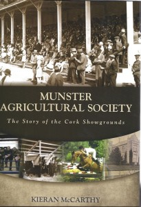 Front cover of Munster Agricultural Society book, June 2011