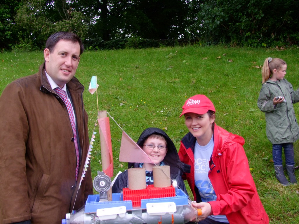 Pictures, McCarthy's Make a Model Boat Project, Atlantic Pond, Cork, 12 June 2011