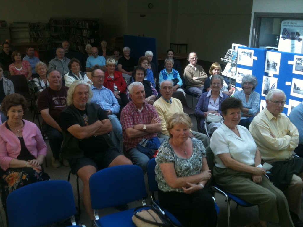 Douglas local history talk with Kieran McCarthy, Douglas Library, August 2011