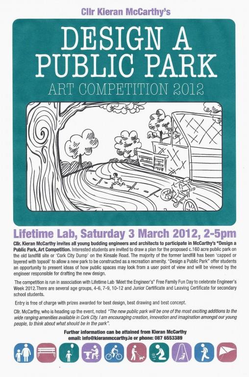 Design a Public Park, page 1