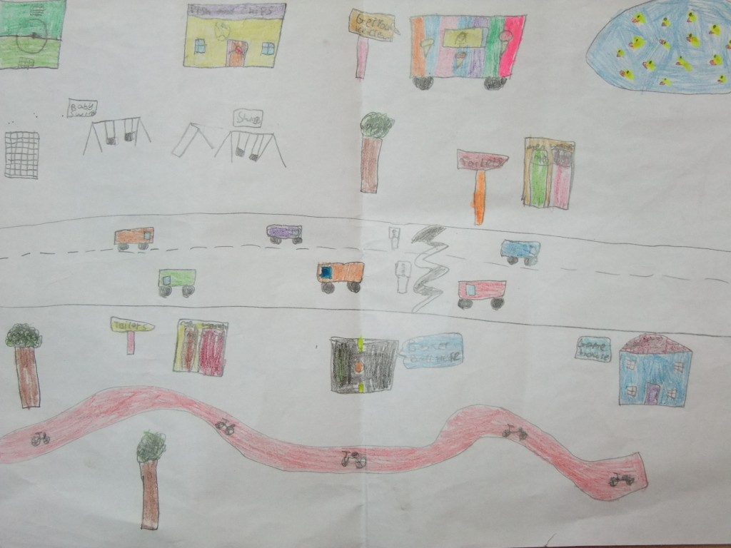 Runner Up, McCarthy's Design a Public Park Art Competition 2012