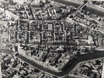 Copy of 764a. Aerial of Cork City Centre 1975
