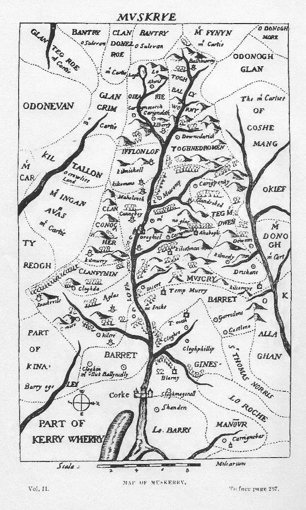 785a. Muskerry, late sixteenth century