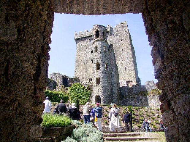 783a. Blarney Castle, Present Day