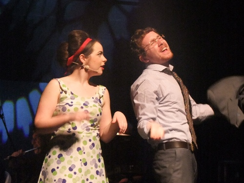 Sweet Charity, 4-7 June 2015, Firkin Crane, Shandon, pictures: Kieran McCarthy
