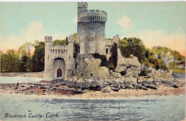 798a.  Blackrock Castle, c.1900