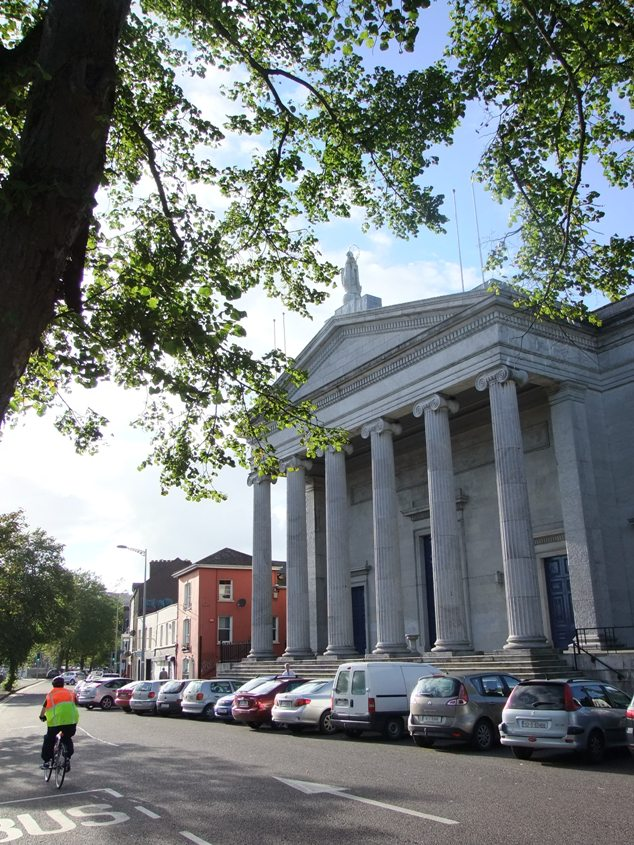 799b. St Mary's Dominican Church, Pope's Quay