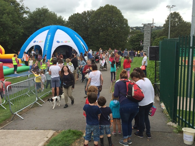 Ballinlough End of Summer Festival, 22 August 2015