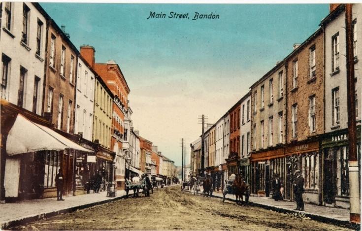 816a.  Main Street Bandon, c.1900