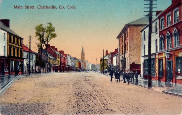 823b. Main Street, Charleville, c.1900