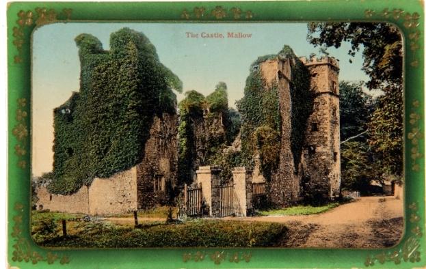 827a. Postcard of Mallow Castle, c.1900