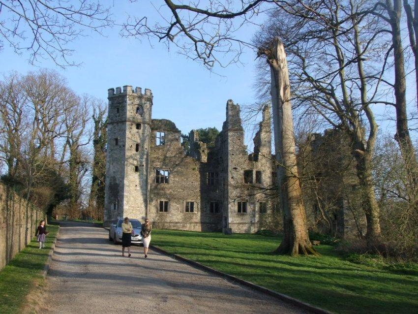 827b. Mallow Castle, Present Day