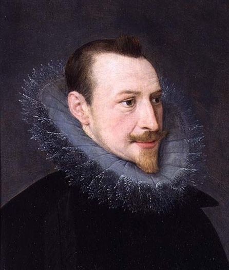 828a. Edmund Spenser, unknown artist, reputed to be early nineteenth century in date
