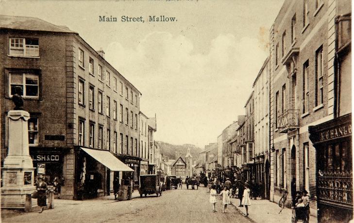 829a. Main Street, Mallow, c.1900