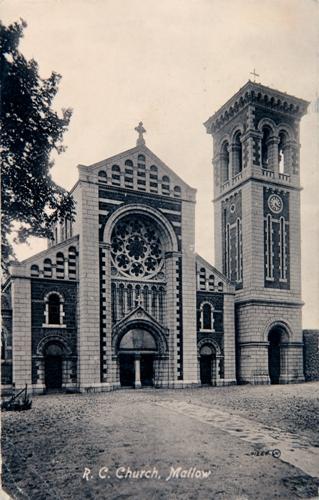 830a. St Mary's Roman Catholic Church Mallow, c.1900