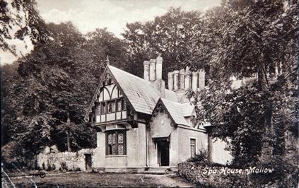 830b. Spa House, Mallow, c.1900
