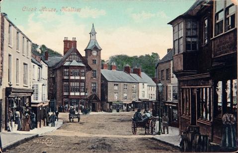 830c. Clock House, Mallow, c.1900