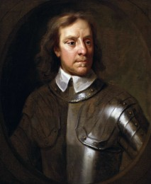 837a. Oliver Cromwell by Samuel Cooper 1656