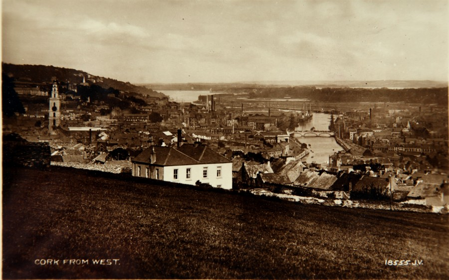 839b.  View of Cork c.1910