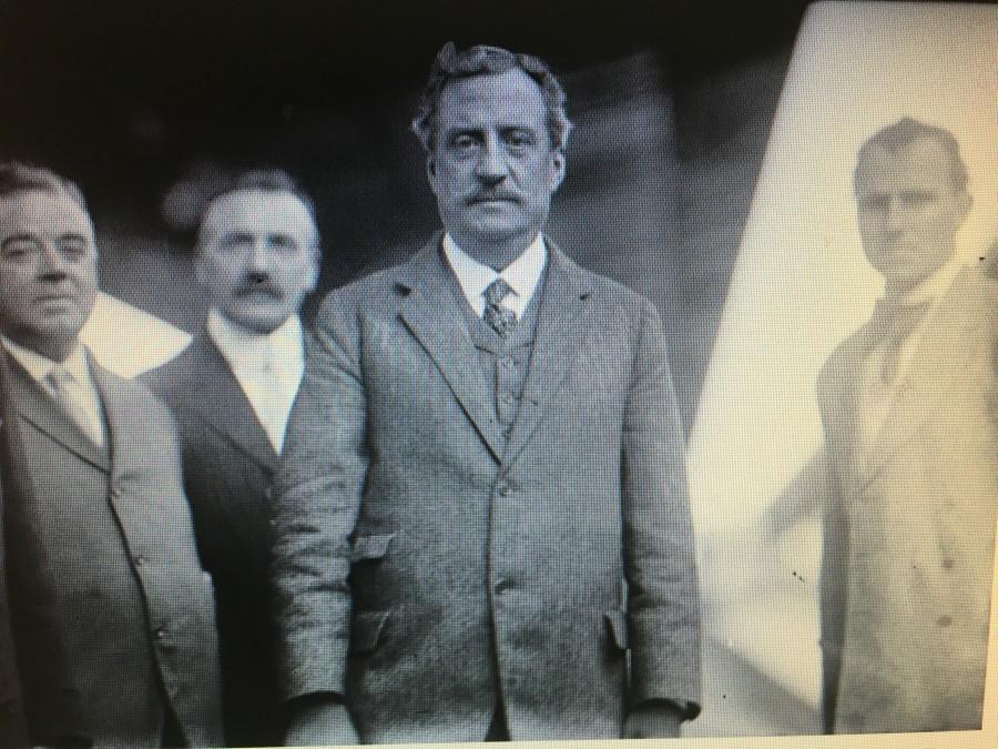 847b. Captain William Redmond, Irish Guards, c.1916