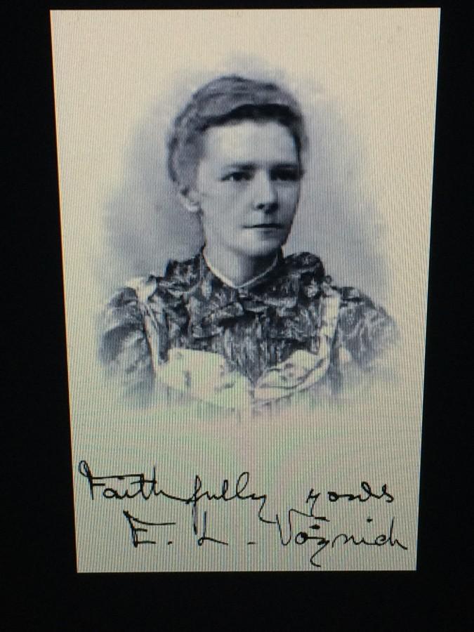 848b. Ethel Lilian Voynich, 1864 –1960, née Boole