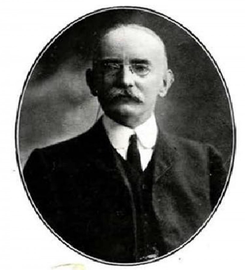 849b. Samuel Hynes, principal architect for the Diocese of Cork and