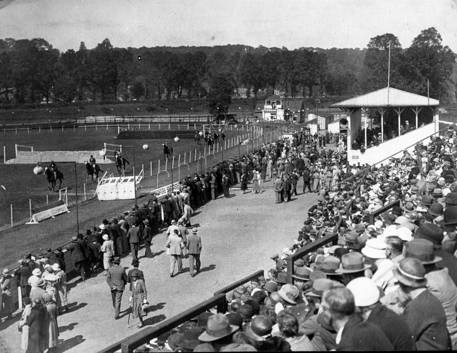851a. Cork Showgrounds, Ballintemple, c. 1929