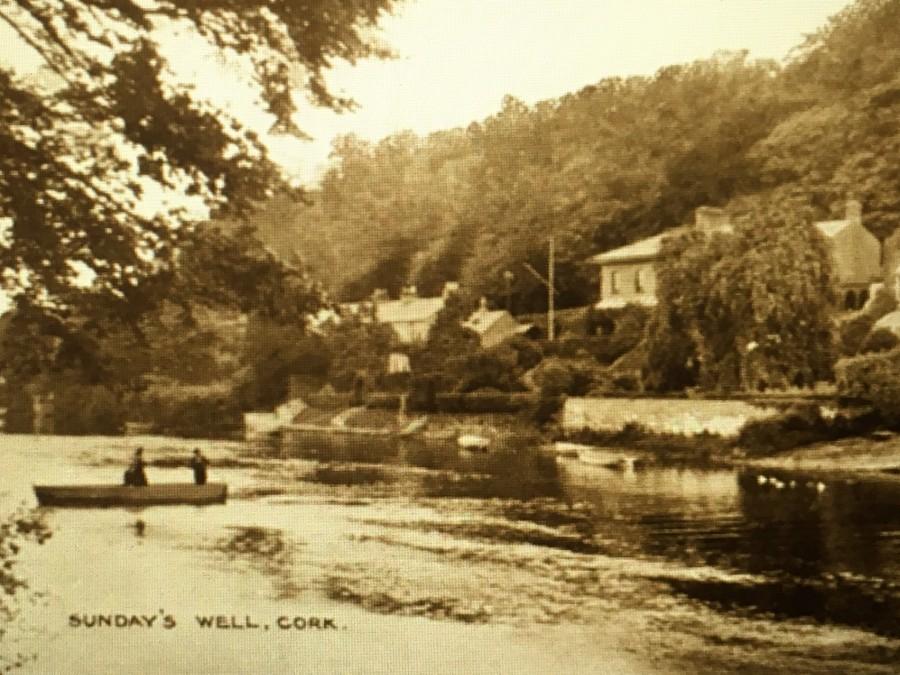 853a. Sunday's Well, c.1900