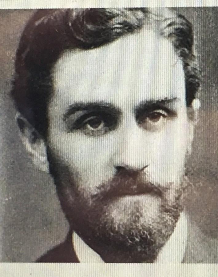 855a. Roger Casement, c.1916