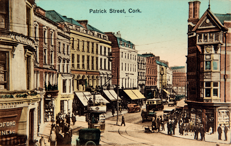 864 . St Patrick's Street, c.1910