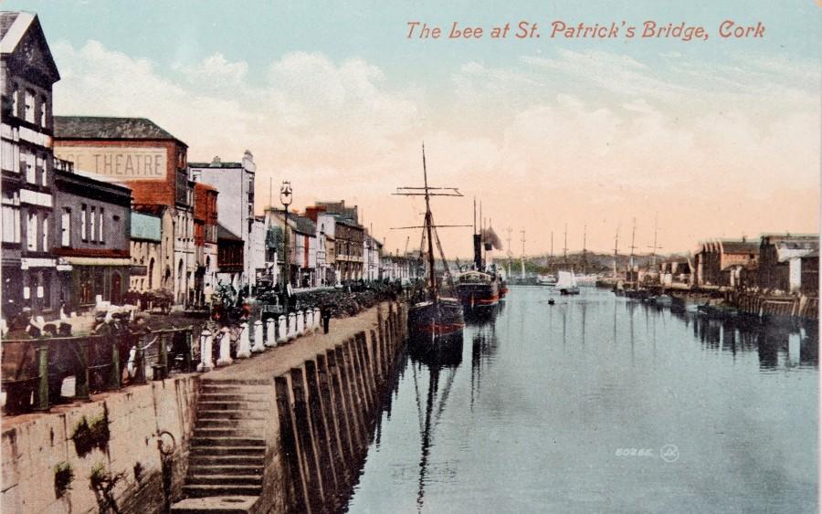 871b. St Patrick's Quay, c.1910