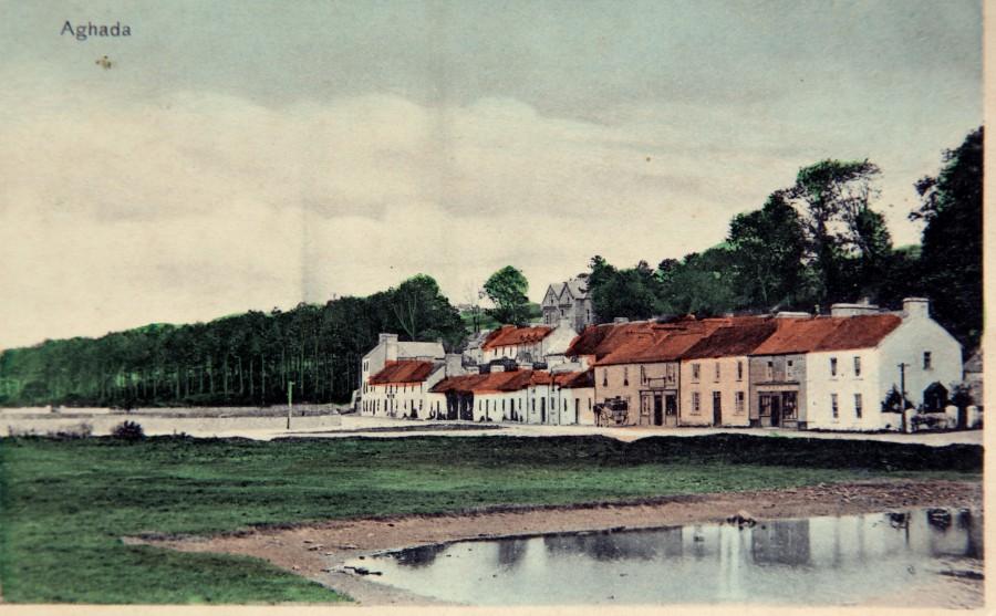 876b. Aghada, c.1910