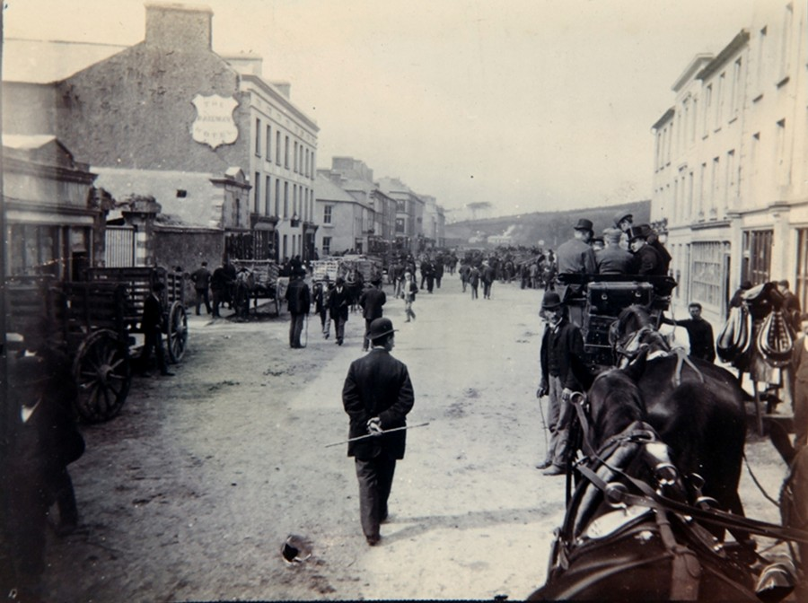 878b. New Street, Bantry, c.1910