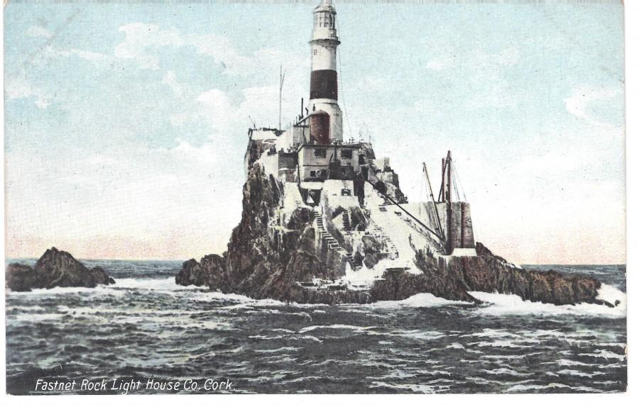 884b. Fastnet Rock. c.1910