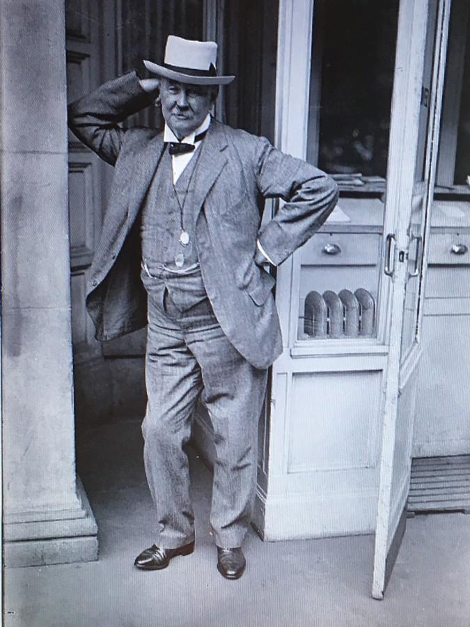 886b. T P O'Connor, 1917