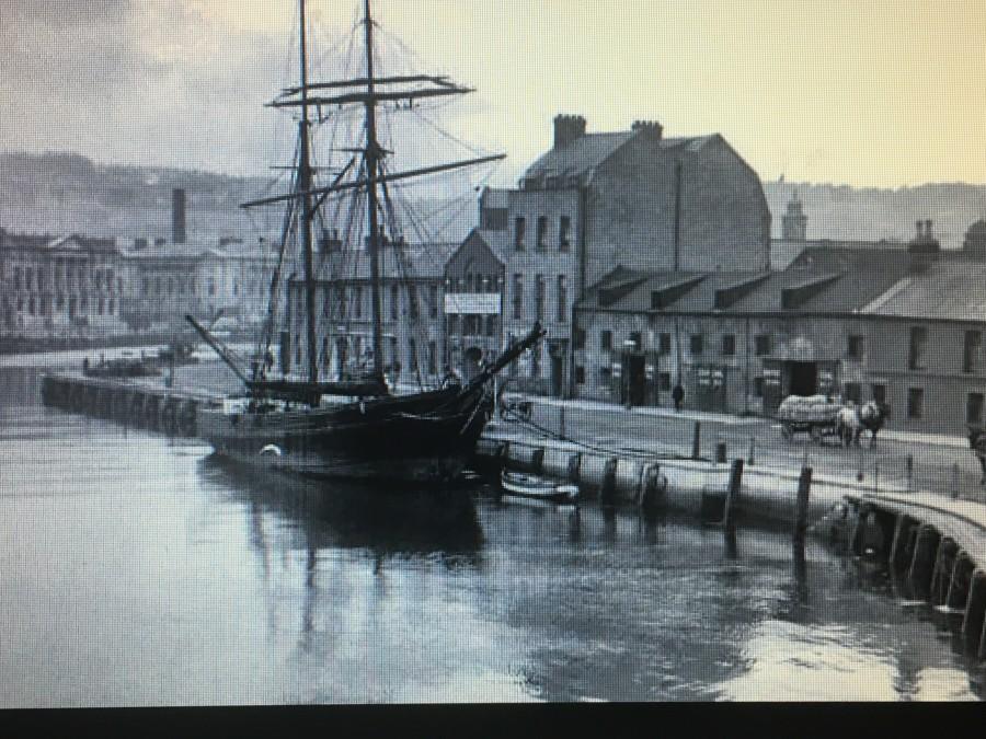 888a. Union Quay, c.1910