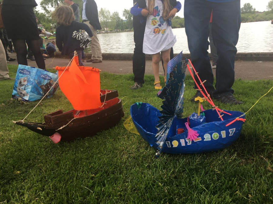 McCarthy's Make a Model Boat Project, Cork Lough, 24 May 2017