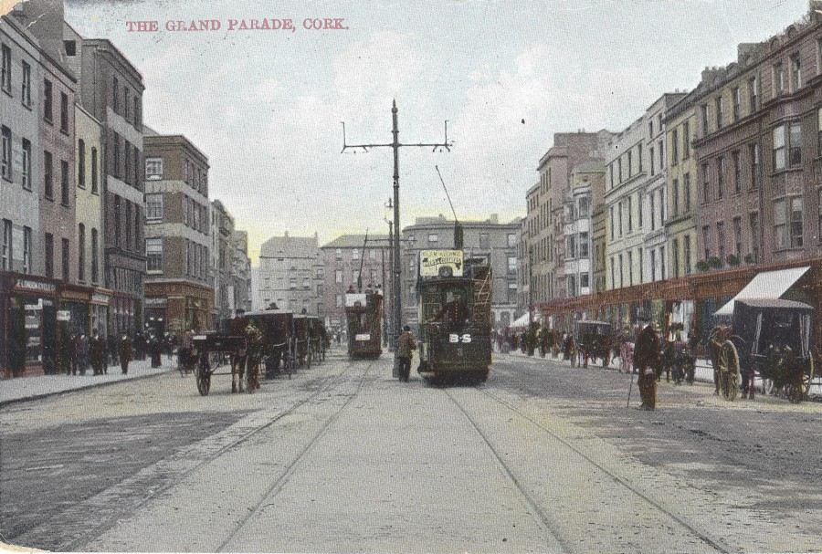 902b. View of Grand Parade c.1910