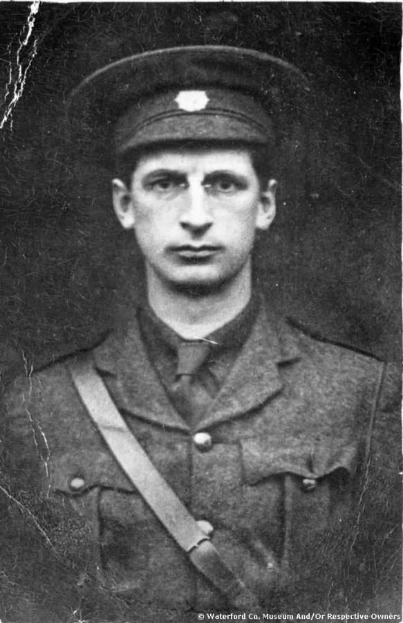 904a. Eamon deValera, 1916