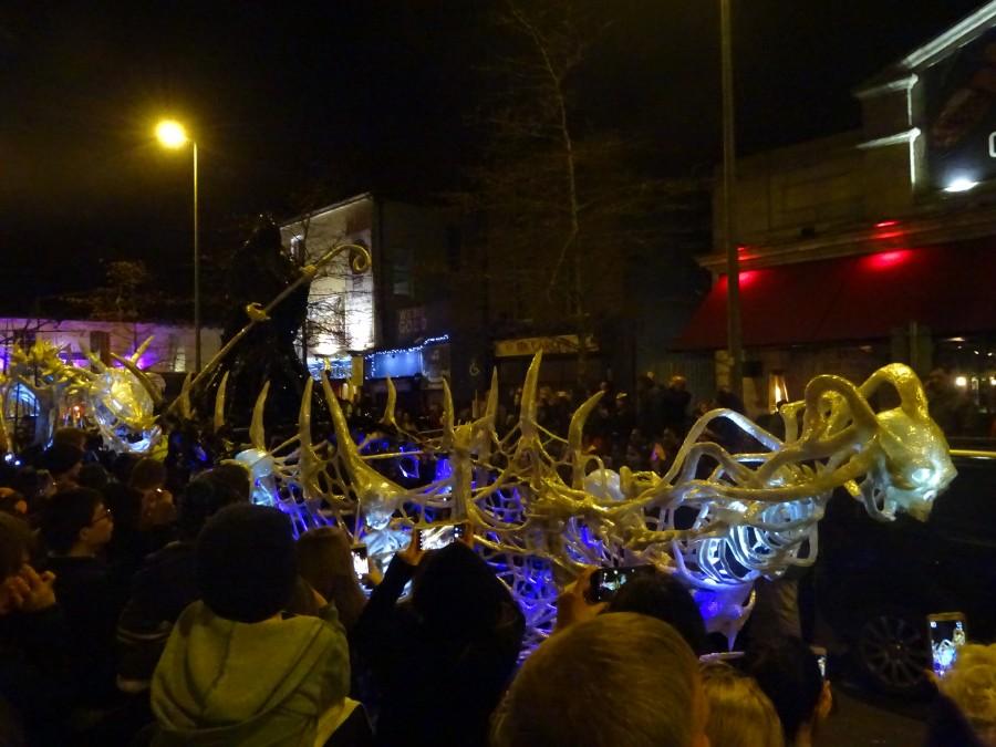 Dragon of Shandon Festival/ Parade, Cork, 31 October 2017