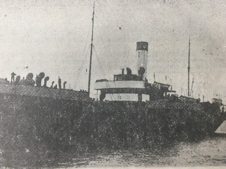 921a. SS Ardmore, c.1910