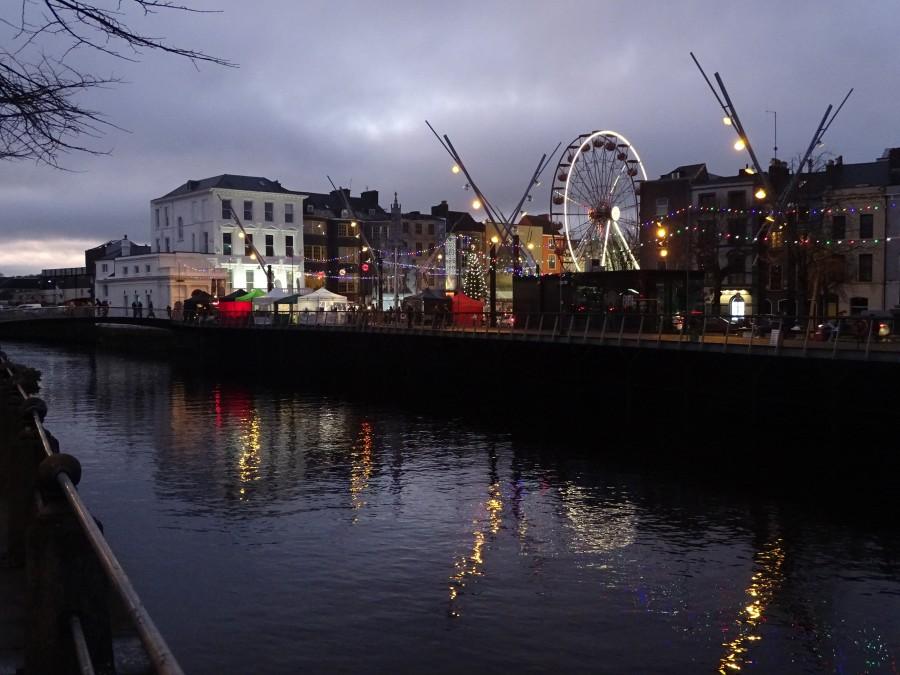 Christmas in Cork City, December 2017