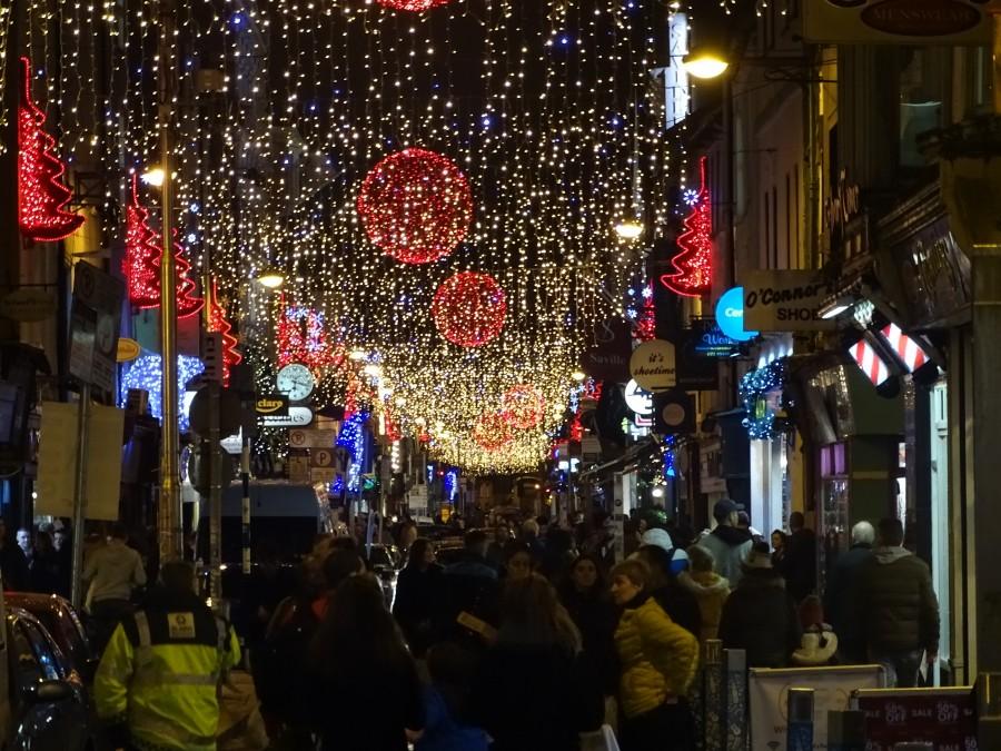 1. Christmas in Cork City, Oliver Plunkett Street, December 2017