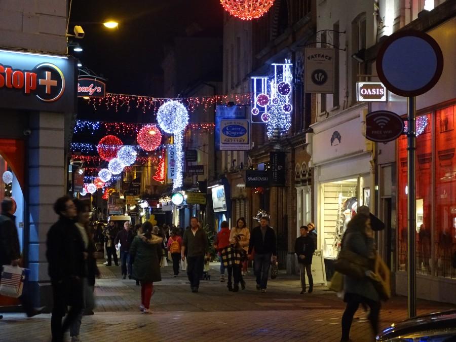 1. Christmas in Cork City, December 2017