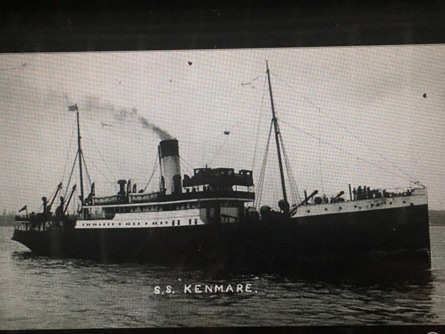 936a. SS Kenmare, c.1918